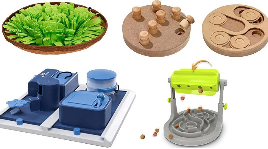 Spielzeuge für Engl. Bulldoggen
